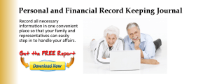 banner313 300x120 Personal and Financial Record Keeping Journal