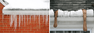 solution 300x106 Ice dam on your roof?