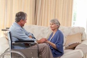 wheelchair 300x200 Five Ways to Tell if Your Family Home is No Longer Suitable for Your Needs