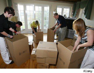 Getting Ready For Your New Life by De-cluttering the Old