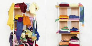 declutter 300x150 Getting Ready For Your New Life By Decluttering The Old
