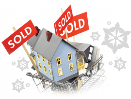Buying Or Selling Your Home In Wintertime