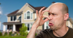 stinky house 300x157 Does Your Home Smell Like A Bad Deal?