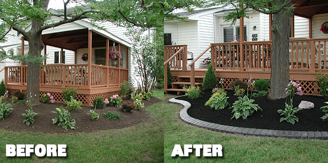 Upgraded Landscaping Adds Curb Appeal That Sells