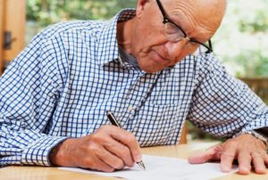 seniors and money 300x202 Having A Mortgage In Retirement Can Cramp Your Style