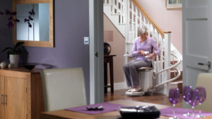 accessibility stairlift 1050 1024x576 300x169 Should you move or make your home more accessible?