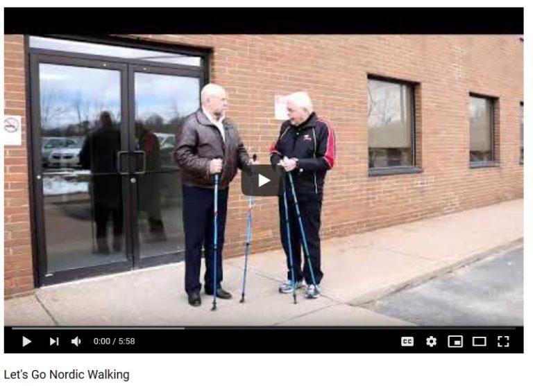 Let's Go Nordic Walking