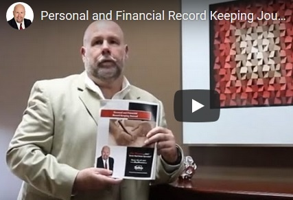 Personal and Financial Record Keeping Journal