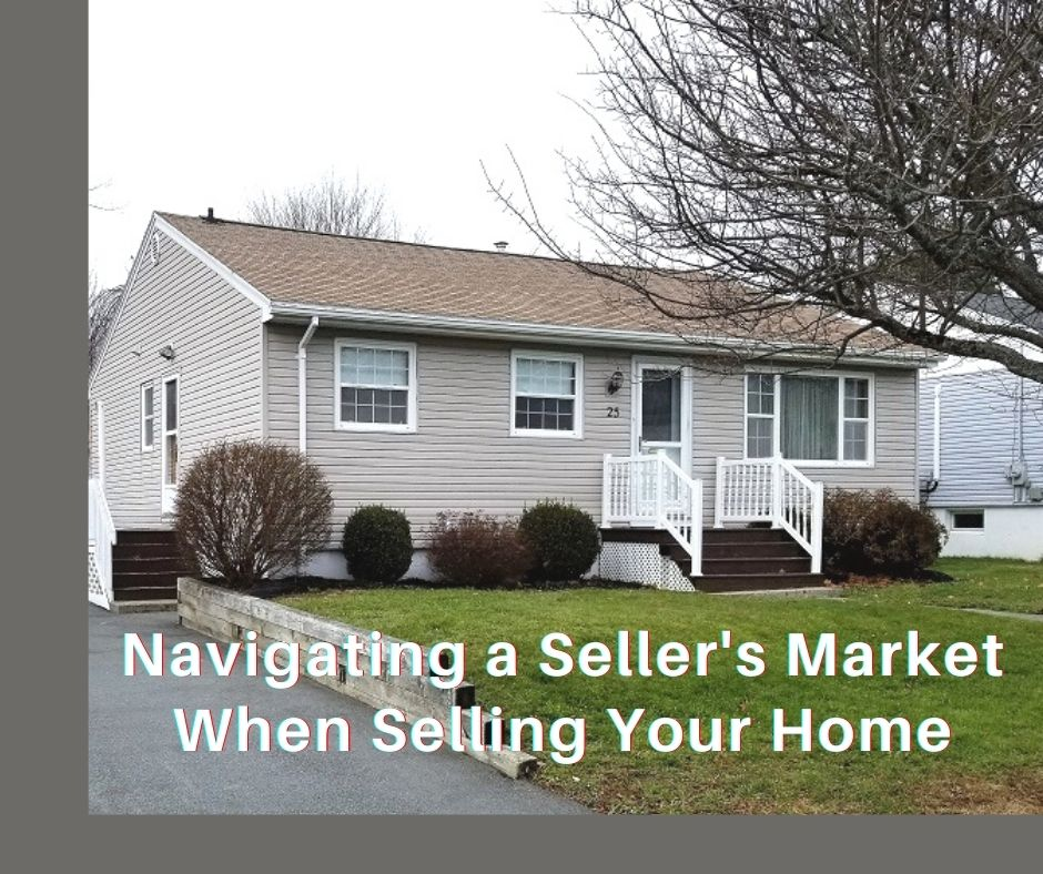 Tips for Sellers in a Sellers Market