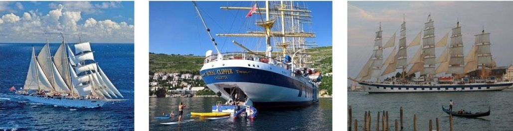 canva Star Clippers Travel Aspirations under lockdown